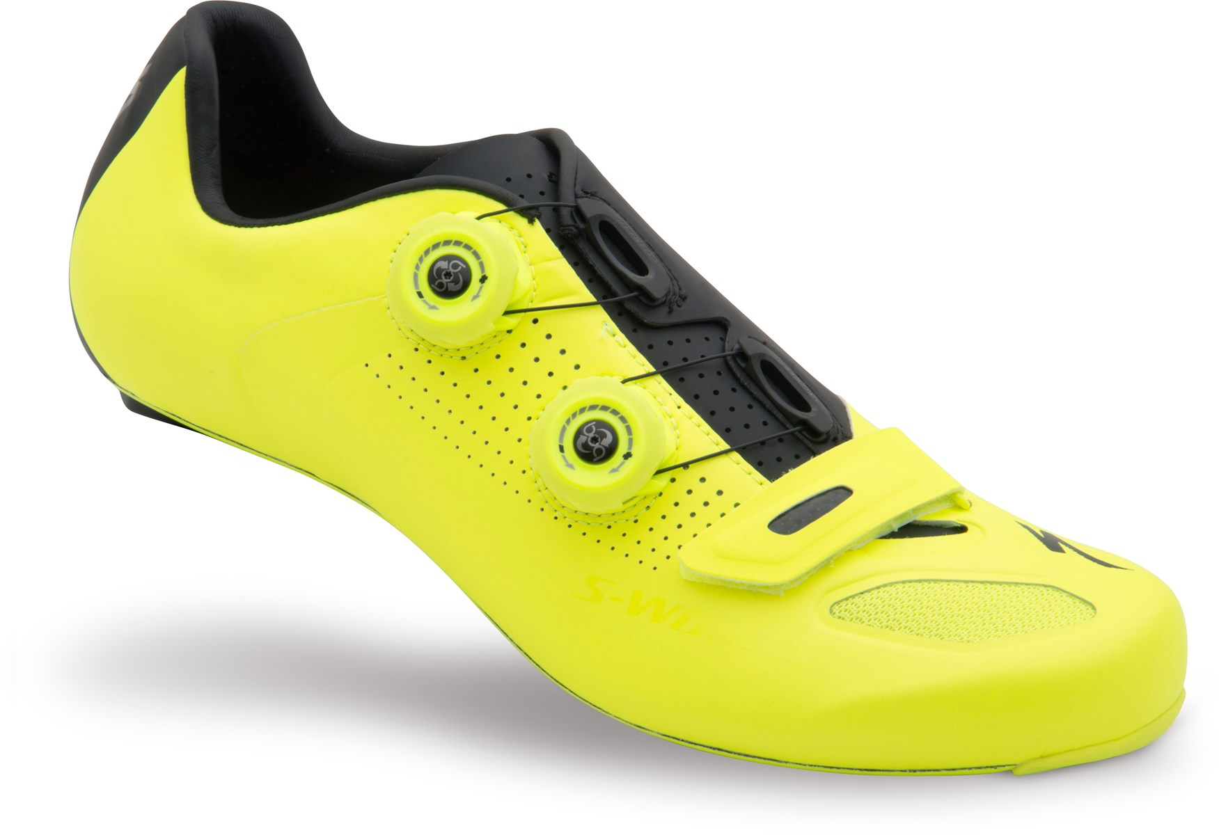 Specialized LTD S-Works Road Shoe Yellow/Black Team Tinkoff-Saxo