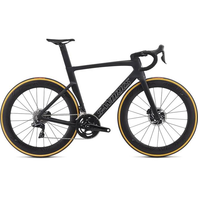 Specialized S-Works Venge Disc Satin Black/Silver Holo/Clean