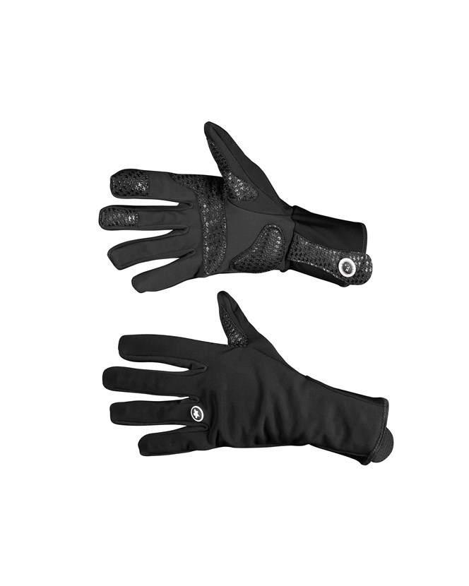 Assos earlywinterGloves S7 Black Volkanga