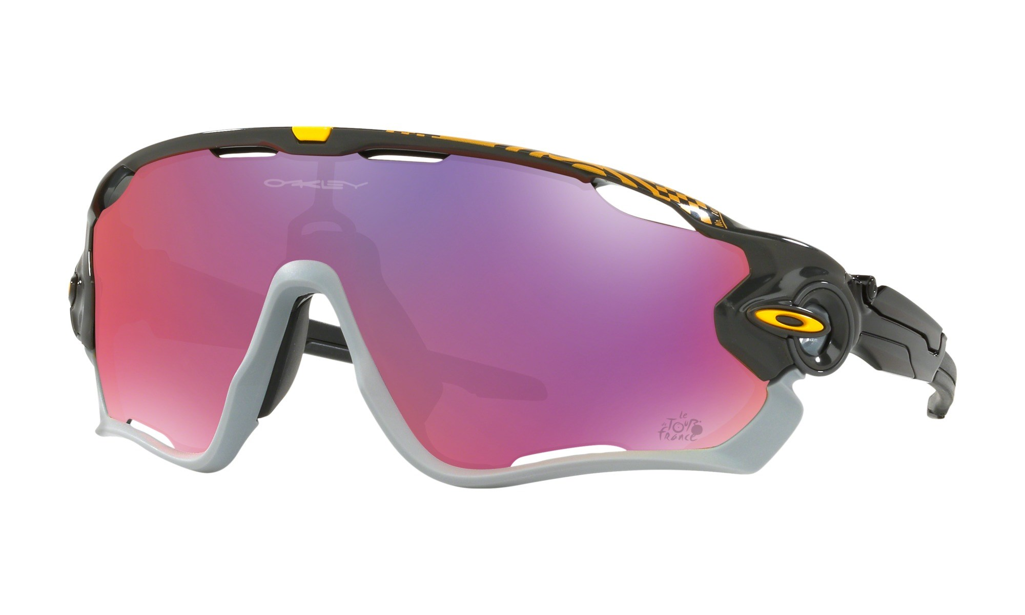 db79017f1b Oakley Jawbreaker Tour De France 2018 Edition with Prizm Road Lens ...