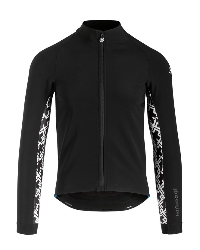Assos MILLE GT jacket winter blackSeries