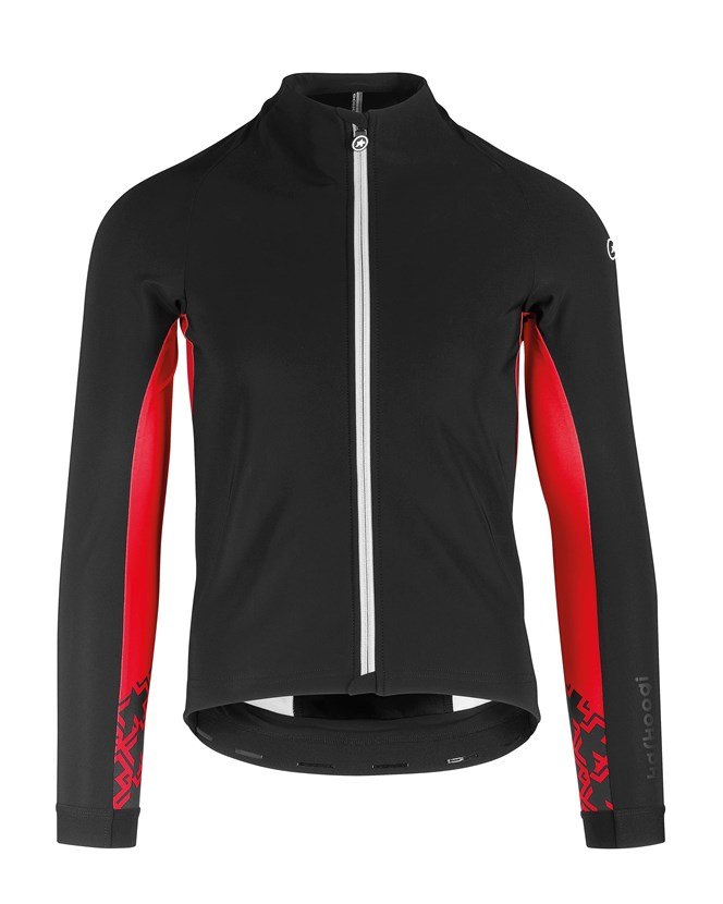 Assos MILLE GT jacket winter National Red