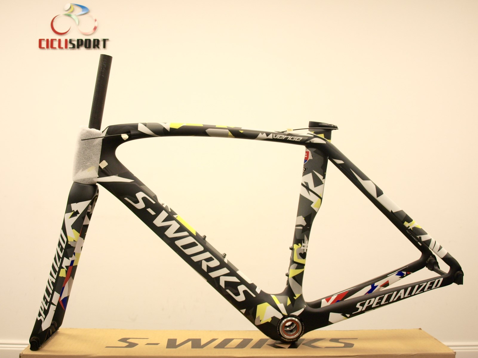 Specialized S-Works Peter Sagan LTD Edition Venge Frameset £2,800.01