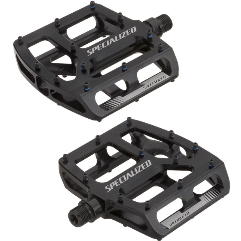 7a6825f5ee6 Specialized Bennies Platform Pedal 9/16 Black Ano £74.00