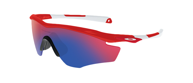 Oakley M2 Frame Redline Positive Red Iridium