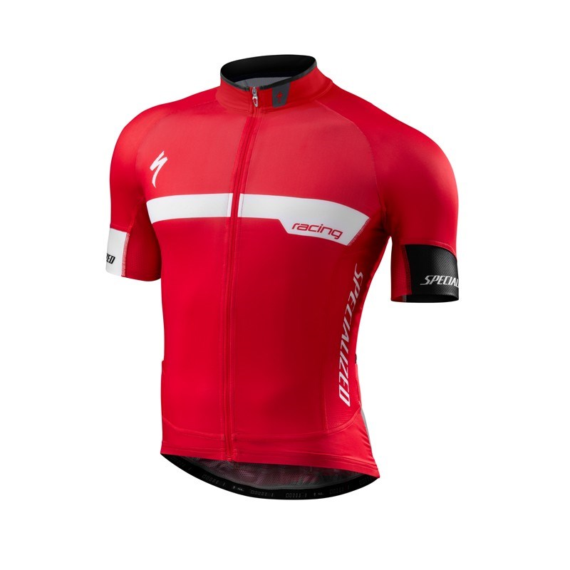 Specialized Pro Team SS Jersey Red White £100.00 9be7796fa